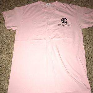 Tops - Simply cheer shirt